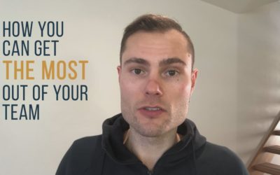 How to Get the Most Out of Your Team