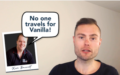 No One Travels for Vanilla