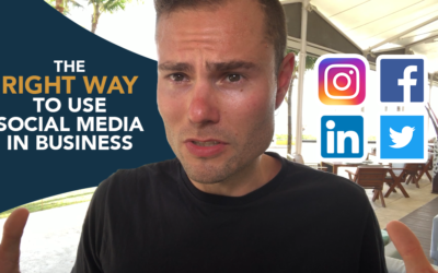 The RIGHT WAY to Use Social Media in Business