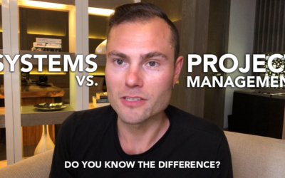 Difference Between Systems & Project Management